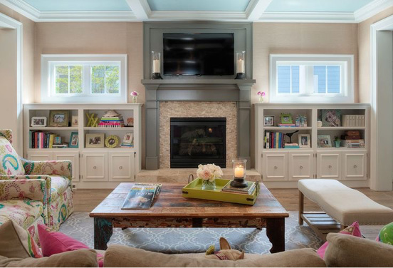 In Site Designs - LIving Room