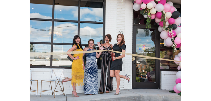 Katie Skoloff's In Site Designs Celebrates Their Grand Opening