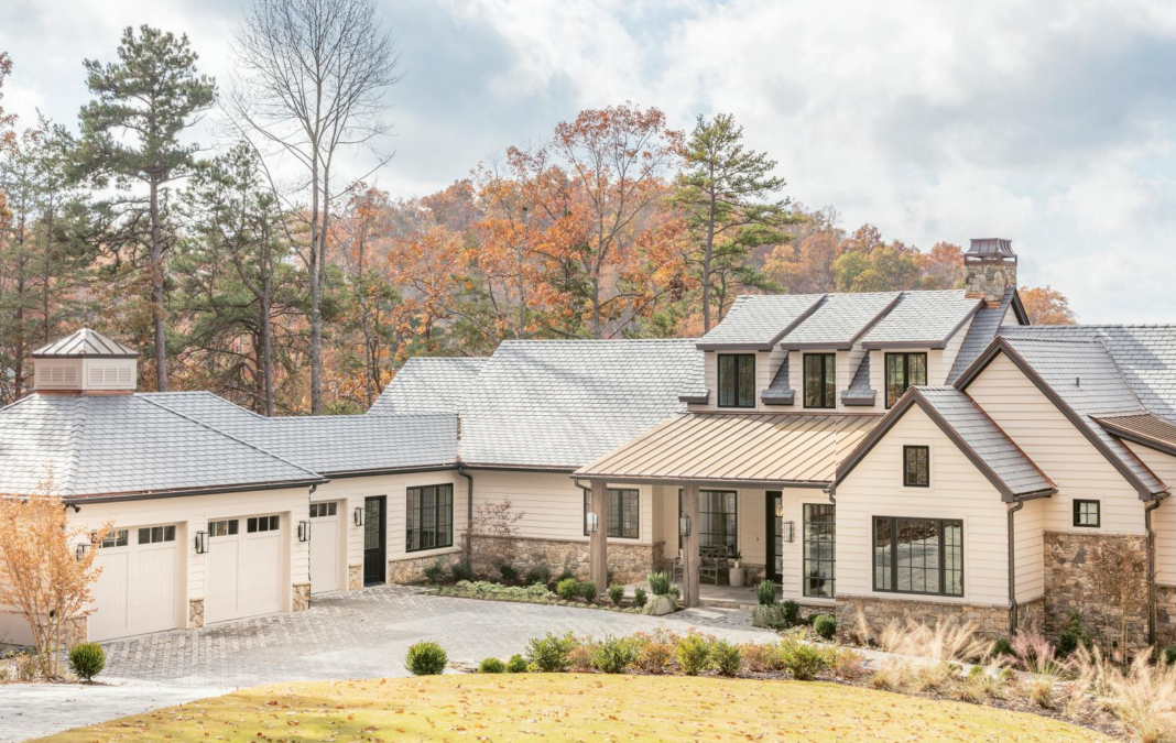 At Home – Art in Every Detail at the Cove on Lake Keowee